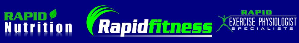 Rapid Fitness Australia Logo