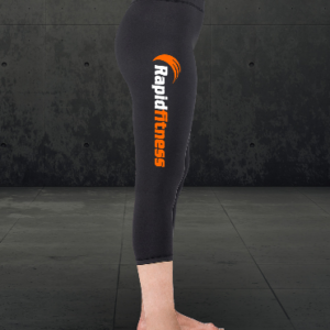 Rapid Leggings - Orange