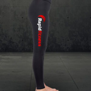 Rapid Leggings - Red